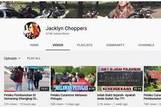 Cerita Jacklyn Choppers Punya Akun YouTube, Pernah Bikin Warga