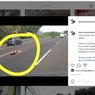 Update Orang yang Tiduran di Jalan Tol Jakarta-Cikampek Ditangkap
