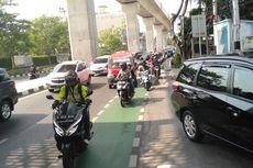 Pemprov DKI Terbitkan Pergub untuk Jalur Sepeda, Ini Isinya