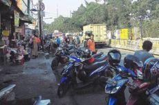 Lepas dari PKL, Muncul Parkir Liar di Tanah Abang