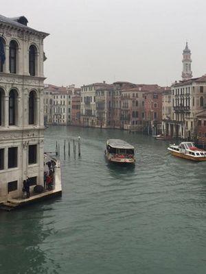 Suasana di Grand Canal Venice