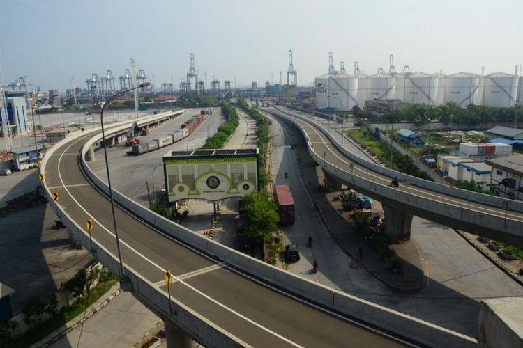 Jalan Tol Akses Tanjung Priok