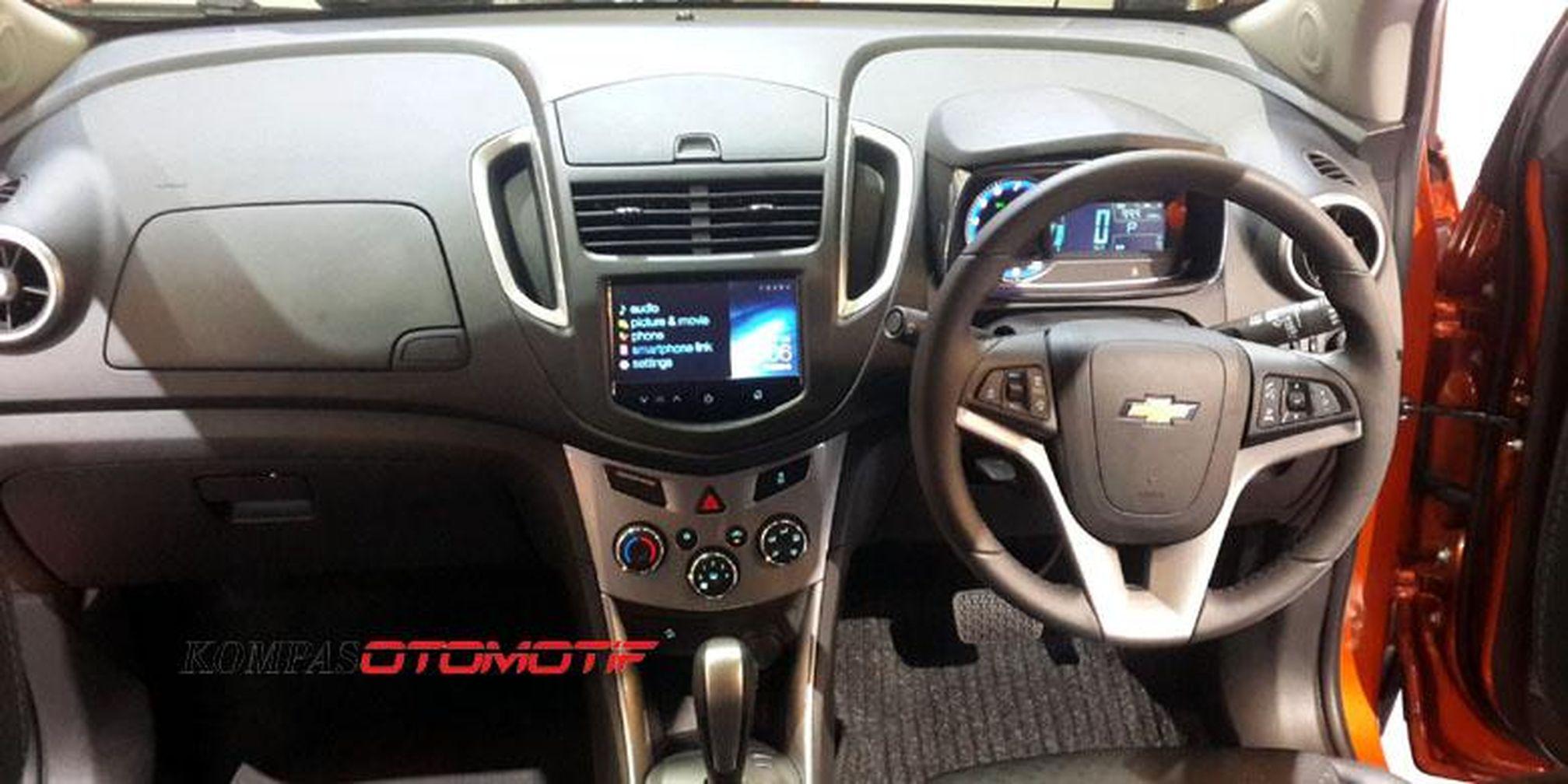 Bedah Fitur Chevrolet Trax Untuk Indonesia