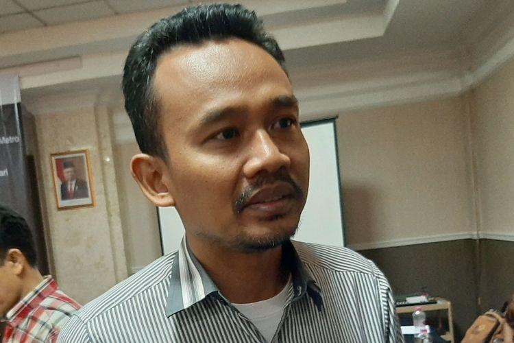 Komisioner Badan Pengawas Pemilu (Bawaslu) Jawa Tengah, Muhammad Rofiuddin