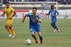 Persib Vs Borneo FC, Robert Alberts Sudah Siapkan Pengganti Jupe dan Rene