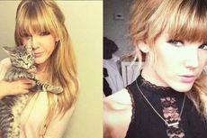 Perkenalkan, Wanita yang Digadang Mirip Taylor Swift