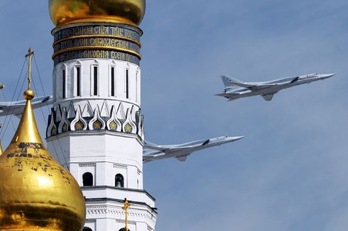Sistem Pelontar Kursi Tu-22M3 Rusia Tiba-tiba Aktif, 3 Awak Pesawat Tewas