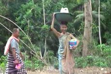 7 Bulan Tak Turun Hujan, Warga Selayar Andalkan Sumur Jodoh