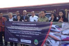 Jika Tidak Bangun Kereta Cepat, Biaya Logistik di Jawa akan Melesat