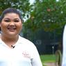 Lahir dari Keluarga Kaya, Aleta Molly Tetap Ingin Hasilkan Uang Sendiri
