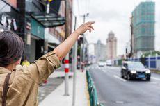 Tak Kena Ganjil Genap, Taksi Online Akan Dipasang Penanda Khusus