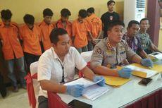 7 Anggota Geng Motor Remaja Ditangkap Polisi usai Bacok 3 Warga