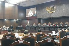 Hakim MK Naik Pitam, Ancam Keluarkan Pengacara Saat Sidang Sengketa Pileg Papua