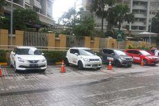 Meliuk Lincah dengan Ignis di Lalu-lintas Jakarta