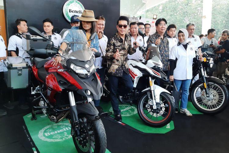 Benelli di IIMS Motobike Expo 2019