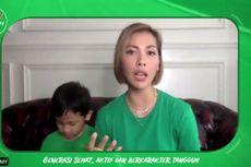 Yuk Tiru, Kiat Nadia Mulya Ajak Anak Olahraga di Tengah Pandemi