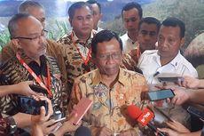 Mahfud MD Sebut Rencana Pemekaran Wilayah Papua Belum Matang
