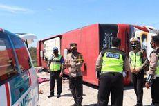 Selain Bus Sudiro Tungga Jaya, Ini Sederet Kecelakaan di Tol Pemalang, Termasuk Ambulans