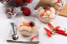 Cara Simpan Manisan Rambutan di Kulkas, Tahan 1 Minggu