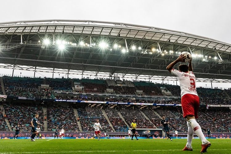 Markas RB Leipzig, Red Bull Arena.