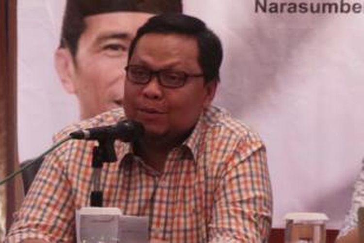 Wakil Sekjen PKB Lukman Edy