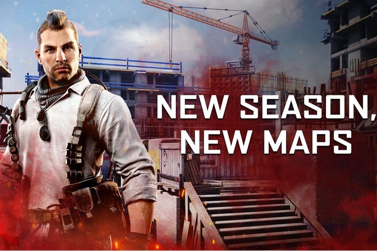 Poster musim keempat Call of Duty Mobile menampilkan karakter Soap.