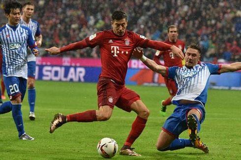 Hasil Bundesliga, Lewandowski Kokohkan Bayern