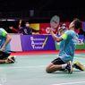 Thailand Open 2021, Pasangan 19 Tahun Indonesia Kalahkan Ganda Tua Inggris
