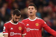 Juergen Klopp: Cristiano Ronaldo Harusnya Dapat Kartu Merah