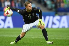 Swiss Vs Jerman, Menanti Aksi Comeback Bernd Leno...
