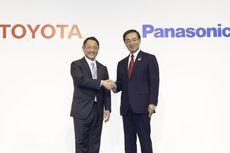 Toyota dan Panasonic Siap Produksi Baterai Mobil Listrik Murah