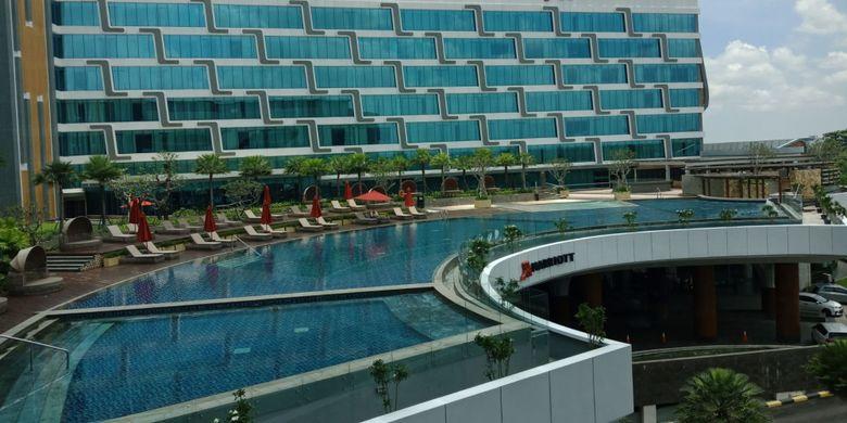 Hotel Bintang Lima Marriott Kini Hadir Di Yogyakarta