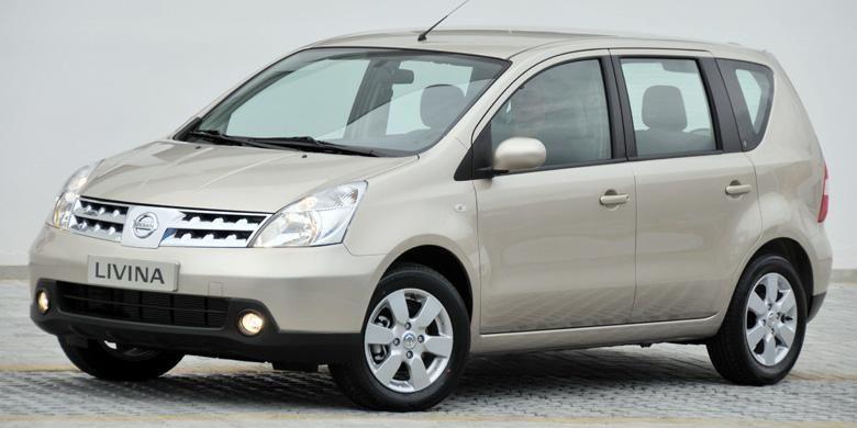 Nissan Grand Livina 1.8 liter dihentikan produksinya.