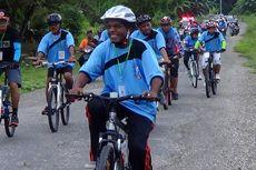 Rally Wisata Sepeda untuk Mengenalkan Pariwisata Teluk Wondama