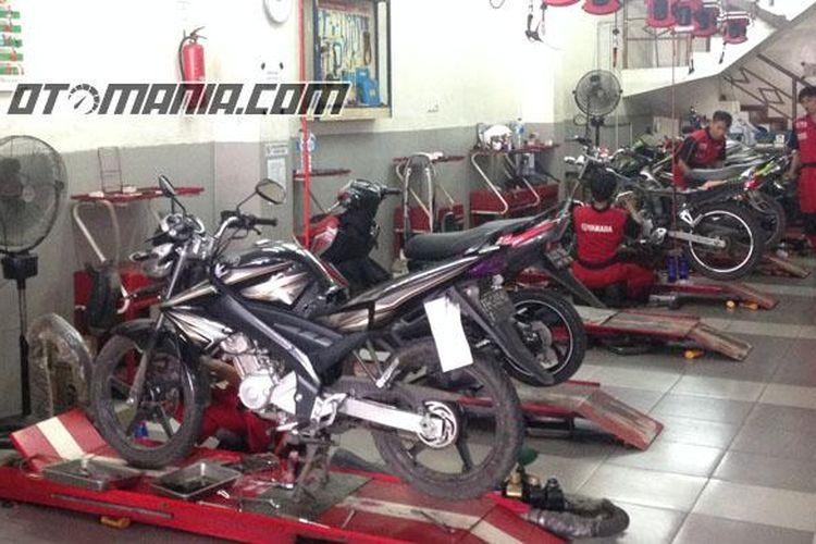 Bengkel Yamaha Persada Motor.