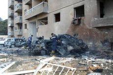 Bom Mobil Hantam Markas Intelijen Militer Mesir, 5 Terluka