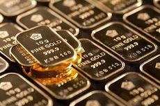 Harga Emas Antam Hari Ini Tetap Rp 593.000 Per Gram