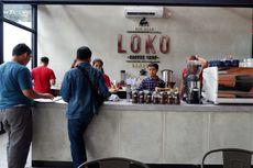 Loko Cafe, Tempat