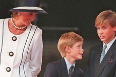 Pangeran William dan Harry Izinkan Pendirian Patung Putri Diana