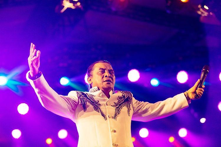 Didi Kepot tampil di acara Kemendikbud yaitu Pekan Kebudayaan Nasional, Oktober 2019.