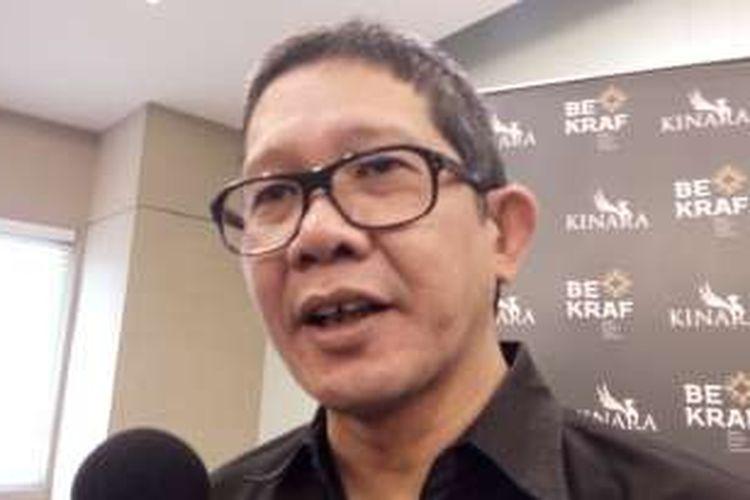 Ricky Joseph Pesik, Wakil Kepala BEKRAF