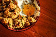 10 Tips Bikin Saus Telur Asin Creamy dan Enak ala Restoran