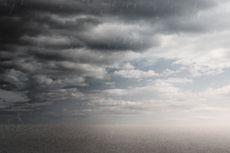 Selama Sepekan Jakarta dan Sekitarnya Diperkirakan Hujan dengan Potensi Angin Kencang