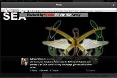 New York Times Diretas Tentara Elektronik Suriah?