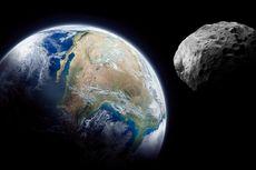 Hari Ini, Ada Asteroid 1999 RM45 Lewat Dekat Bumi dan Perige Bulan