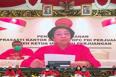 Kenang Soekarno, Mega Terharu Saat Resmikan Monumen Mutiara Bangsa di Palu