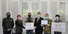 Ridwan Kamil: Berdonasi dan Berdiam di Rumah adalah Bentuk Bela Negara