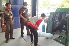 Sopir Ambulans Positif Covid-19, Mobil Tahanan Dikerahkan Angkut Oksigen Medis