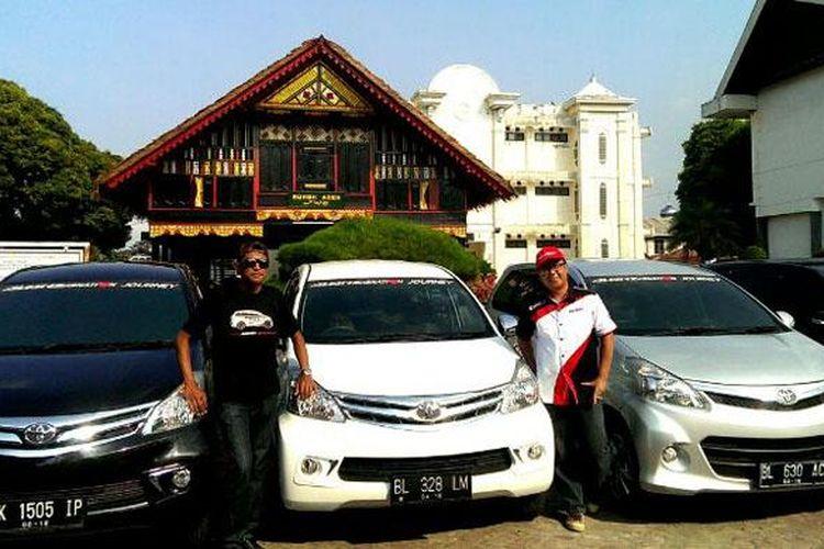 Toyota Avanza masih dipercaya konsumen Aceh sebagai MPV tangguh pelibas medan berat.
