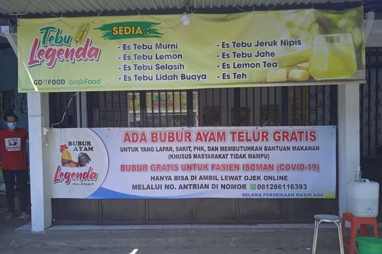 Bubur Ayam Legenda Semarang